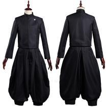 Anime Jujutsu Kaisen Uniform Outfit Suguru Getou Halloween Carnival Suit Cosplay Costume