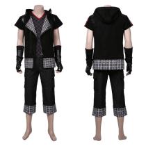 Kingdom Hearts III Men Coat Outffit yozora Halloween Carnival Suit Cosplay Costume