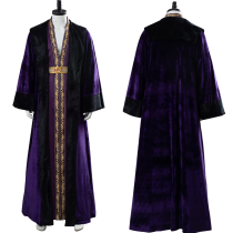 Harry Potter Albus Dumbledore Uniform Cosplay Costume
