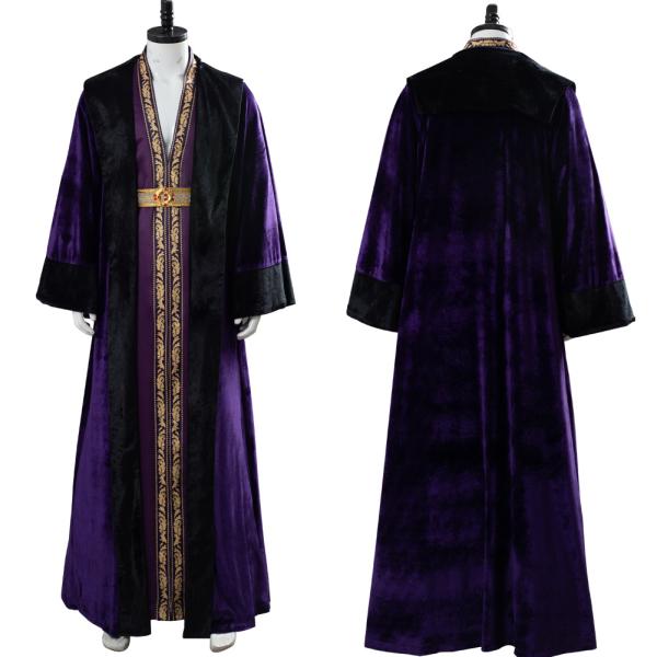 Harry Potter Albus Dumbledore Uniform Cosplay Costume