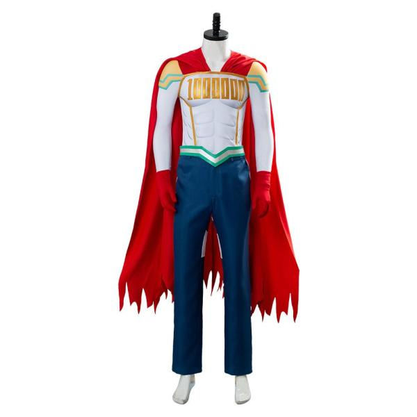Lemillion Mirio Togata My/Boku no Hero Academia Uniform Cosplay Costume
