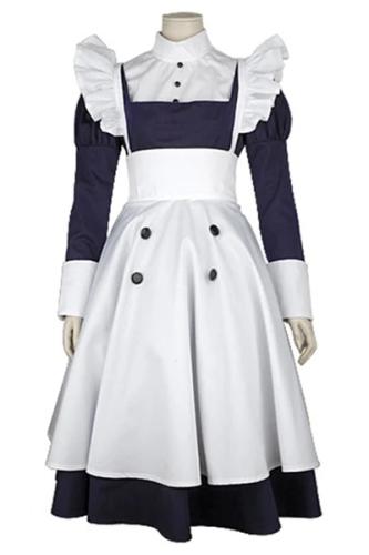 Black Butler Kuroshitsuji Maylene Cosplay Costume Dress