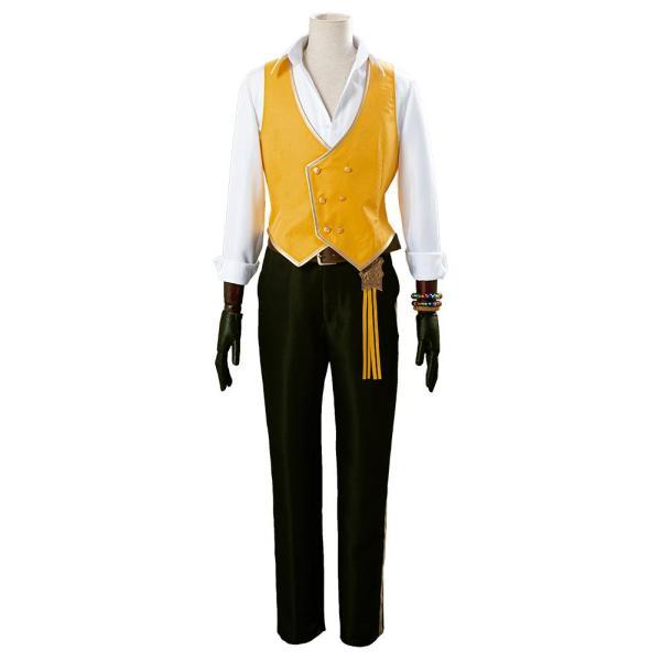 Twisted-Wonderland Leona Kingscholar Halloween Carnival Costume Cosplay Costume Uniform Outfit