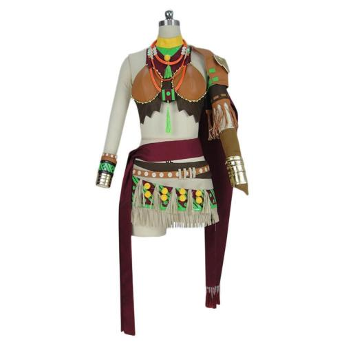 Fire Emblem Three Houses Black Eagle Petra Cosplay Costume