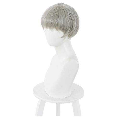 Jujutsu Kaisen Heat Resistant Synthetic Hair Toge Inumaki Carnival Halloween Party Props Cosplay Wig