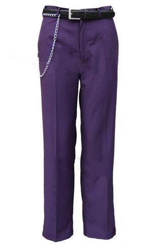 Batman Dark Knight Joker Purple Pants Halloween Tailor Made
