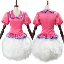 Duck Adult Women Outfit Cosplay Costume Halloween Carnival Costume