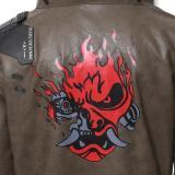 Samurai Cyberpunk 2077 Jacket Cosplay Costume