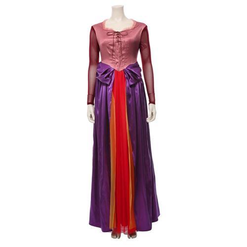 Hocus Pocus Adult Sarah Sanderson Suit Cosplay Costume