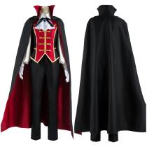 Boku no Hero Academia My Hero Academia Todoroki Shouto Halloween Cosplay Costume