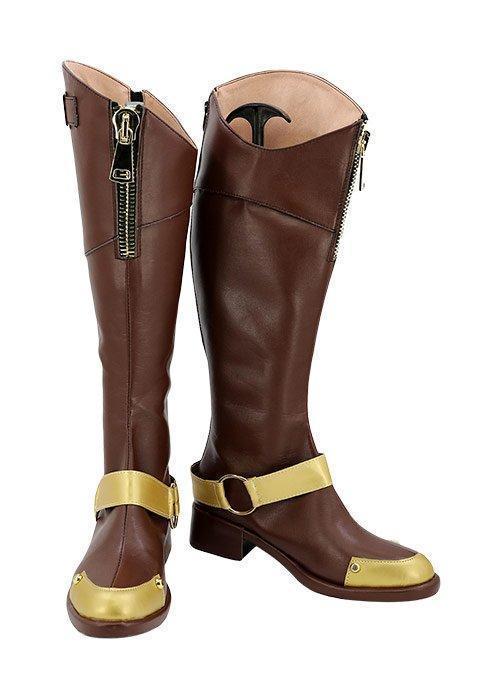 RWBY volume 4 Yang Xiao Long Boots Cosplay Shoes
