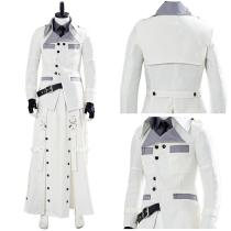 Final Fantasy VII Remake Shirt Coat Trousers Rufus Shinra Halloween Outfit Cosplay Costume
