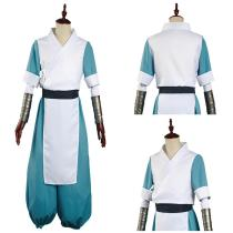 The Legend of LuoXiaohei Pants Top Outfit Wu Xian Halloween Carnival Suit Cosplay Costume