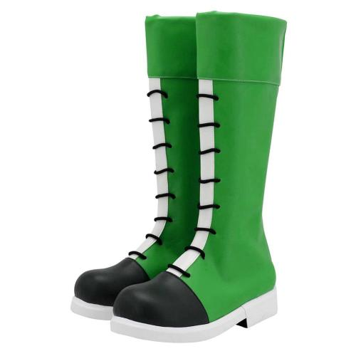 HUNTER×HUNTER GON·FREECSS Halloween Costumes Accessory Custom Made Cosplay Shoes Boots