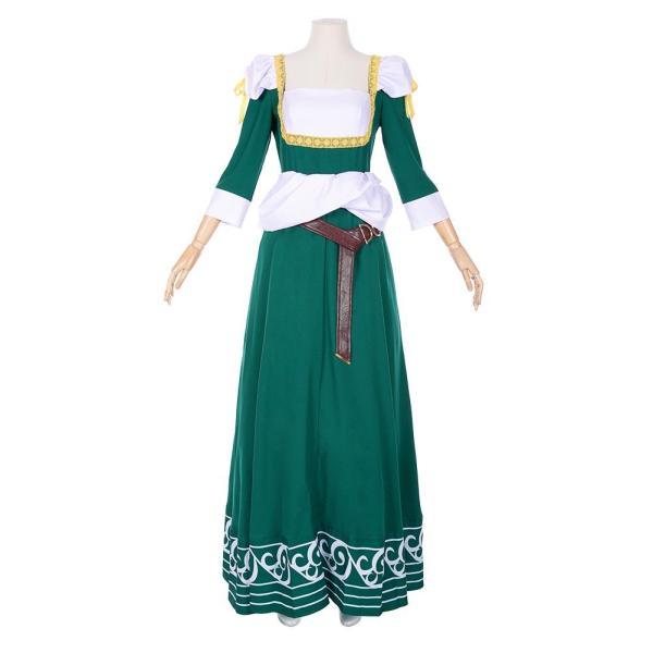 Anime Arte- Arte Cosplay Costume Women Dress Halloween Carnival Outfits