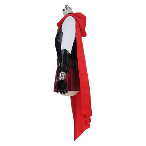 RWBY Season 7 Ruby Rose Cosplay Costume