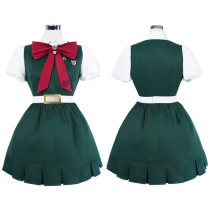 Super Danganronpa 2: Goodbye Desperate Academy School Uniform Dress Outfit Sonia Nevermind Halloween Carnival Suit Cosplay Costume