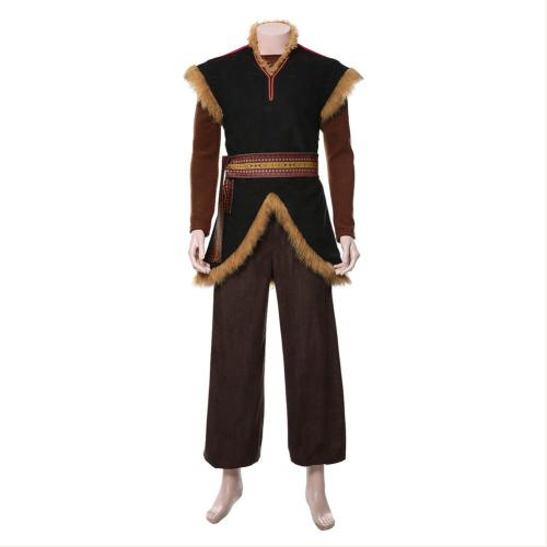 Frozen 2 Prince Kristoff Coat Cosplay Costume