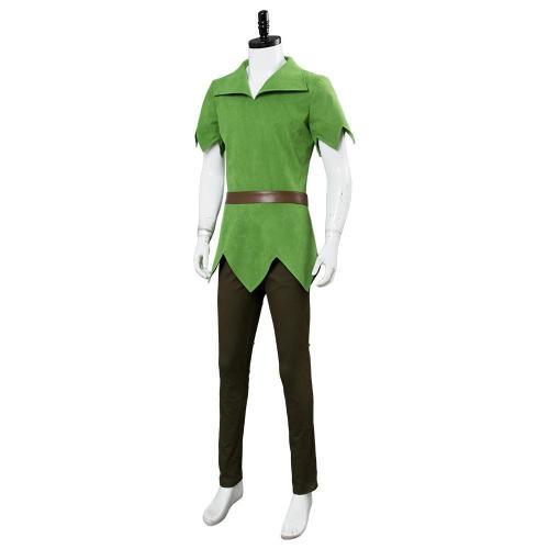 Movie Peter Pan Male Cosplay Costume
