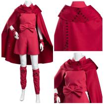 Yashahime: Princess Half-Demon Cloak Outfits Moroha Halloween Carnival Suit Cosplay Costume