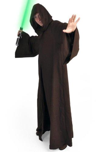 Star Wars Cloak Version Brown Cosplay Costume