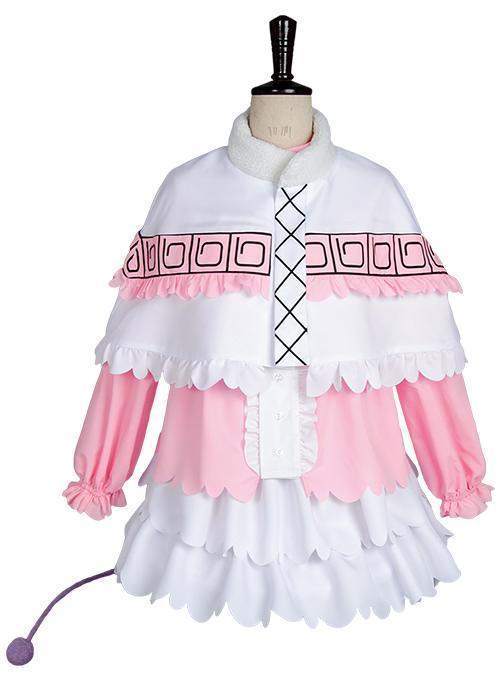 Miss Kobayashi-san Dragon Maid Kanna Kamui Dress Cosplay Costume