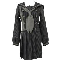 Danganronpa V3 Cosplay School Uniform Saihara Shuichi Skirts Outfit Cosplay Costume