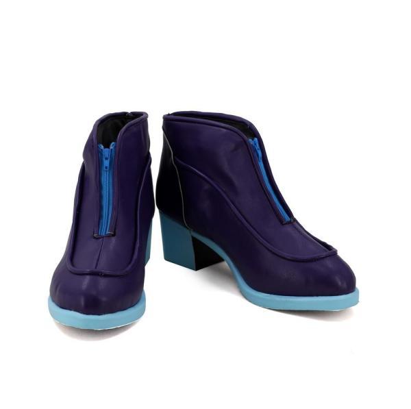JoJo's Bizarre Adventure: Golden Wind Giorno Giovanna Cosplay Shoes Boots