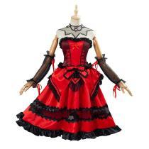 Anime Date A Bullet Tokisaki Kurumi Cosplay Costume Women Girls Dress Outfit Halloween Carnival Costume