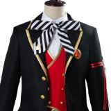 Twisted-Wonderland Riddle/Trey/Deuce/Cater/Ace Halloween Carnival Costume Cosplay Costume Uniform Outfit