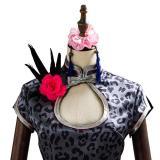 Fantasy VII Remakes Tifa Lockhart Cheongsam Outfit Cosplay Costume