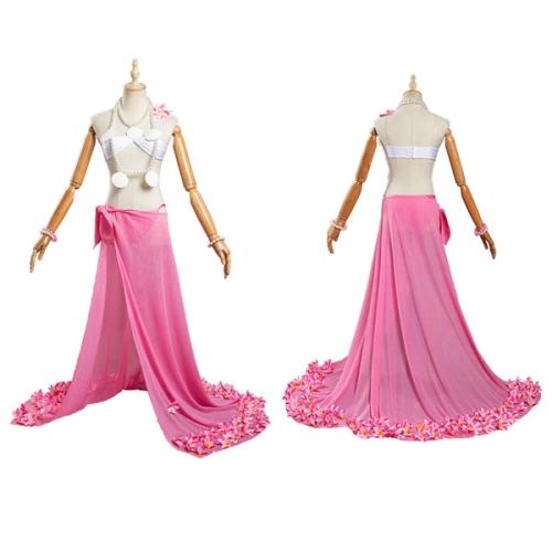 Fate/Grand Order FGO Swimwear Outfit Sesshouin Kiara Halloween Carnival Suit Cosplay Costume