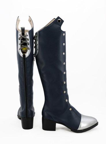 P5 Persona 5 Makoto Niijima Cosplay Shoes Boots Custom Made