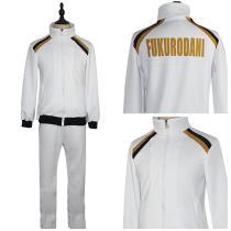 Haikyuu Halloween Carnival Suit Fukurodani Academy Volleyball Uniform Outfit Cosplay Costume