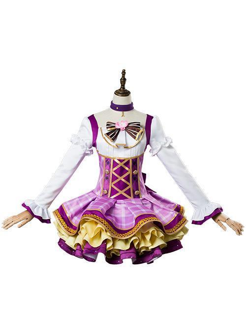 Love Live! Sunshine!! Nozomi Tojo Bouquet Uniform Cosplay Costume