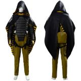 Game Death Stranding Homo Demens Void Out Cape Higgs Monaghan Suit Cosplay Costume