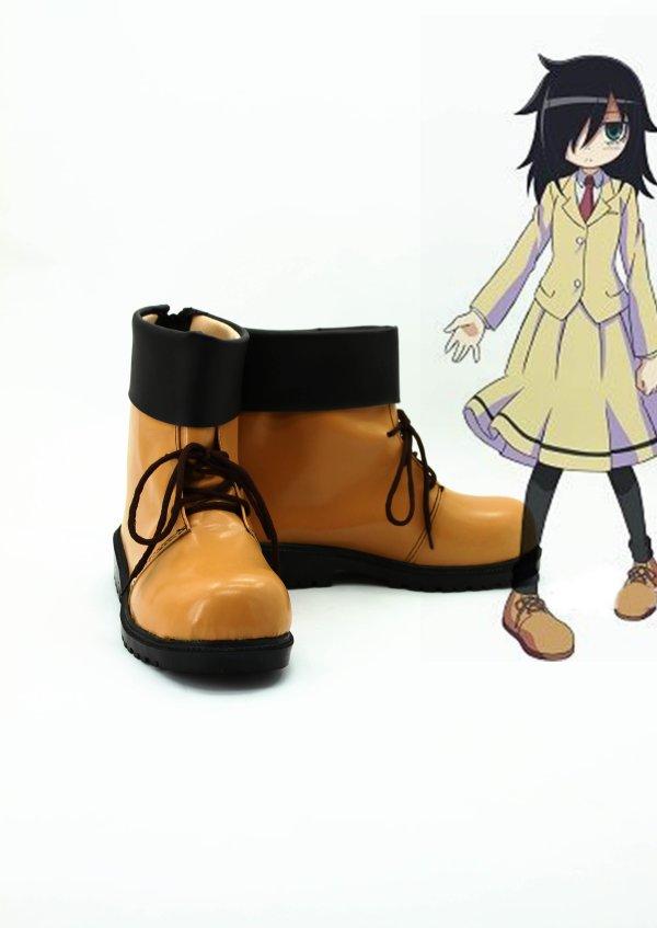 Tomoko Kuroki Cosplay Shoes Boots No Matter How I Look At It, It's You Guys Fault