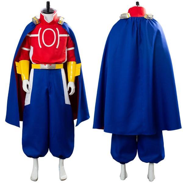 All Might My/Boku no Hero Academia Battle Cosplay Costume