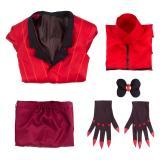 ALASTOR Hazbin Hotel Outfit Cosplay Costume