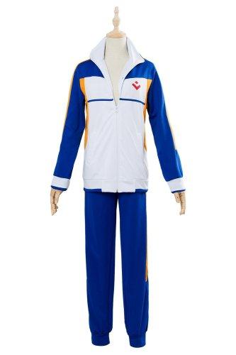 Free Iwatobi Dive to the Future Hidaka University Nanase Haruka College Uniform