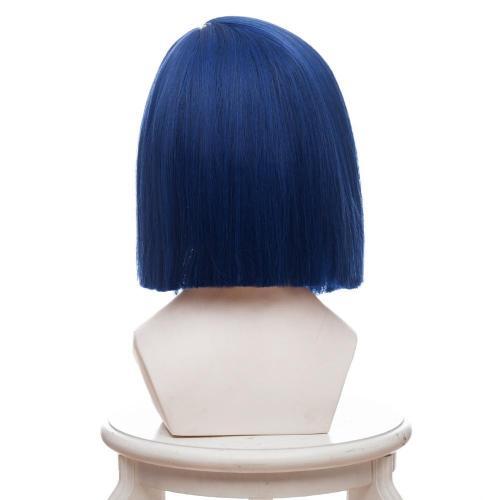 DARLING in the FRANXX 015 ICHIGO cosplay wig short blue