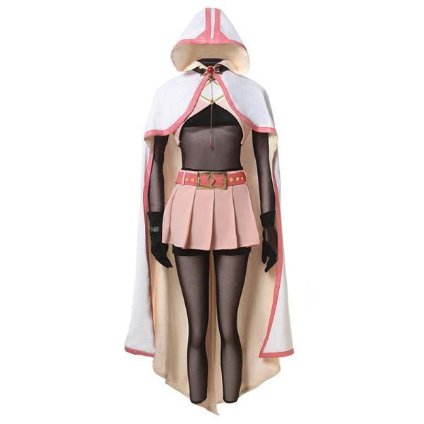 Magia Record: Puella Magi Madoka Magica Side Story Iroha Cosplay Costume