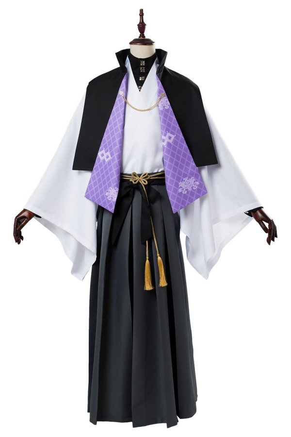 DRB Division Rap Battle GENTARO YUMENO Cosplay Costume
