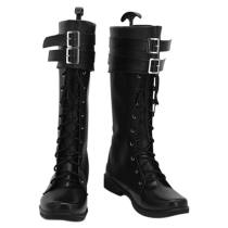 2018 Movie The Christmas Chronicles Santa Claus Boots Halloween Costumes Accessory Cosplay Shoes