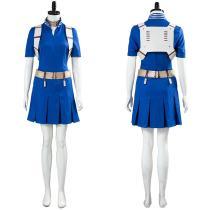 My Hero Academia Halloween Carnival Suit Todoroki Shouto Women Uniform Dress Outfit Cosplay Costume