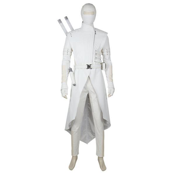 G.I. Joe Retaliation Storm Shadow Outfit Cosplay Costume