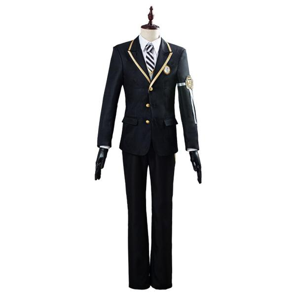 Twisted-Wonderland Azul/Floyd/Jade Halloween Carnival Costume Cosplay Costume Uniform Outfit