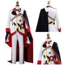 Twisted Wonderland Cosplay Riddle Rosehearts Cosplay Costume