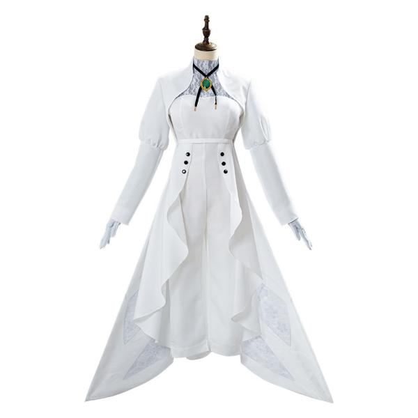 Violet Evergarden: Eternity and the Auto Memories Doll Violet Evergarden Outfit Cosplay Costume