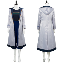 Doctor Who Season 11 Jodie Whittaker Thirteenth Doctor Outfit Cosplay Costume